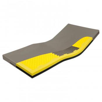 ピタ・マットレス コンフォタイプ 巾97cm ニットカバー 立体格子ジェル 介護 軽量 通気性 PTZ97NA