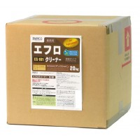 ビアンコジャパン(BIANCO JAPAN) エフロクリーナー キュービテナー入 20kg ES-101【送料無料】