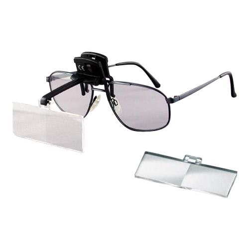 エッシェンバッハ ラボ・シリーズ ラボ・クリップ クリップ+レンズ2枚セット 両眼レンズ