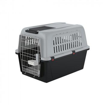 ファープラスト アトラス 50 犬・猫用キャリー グレー 73050021