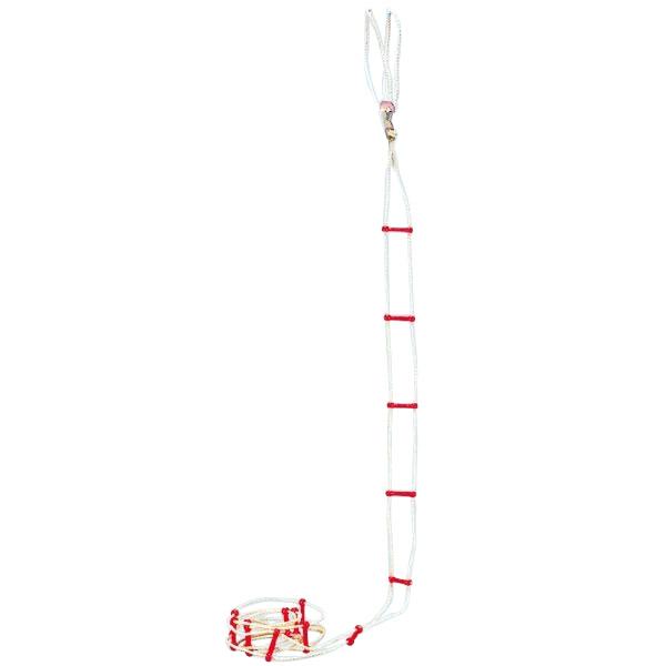 八ツ矢工業 セイフティロープ 8m 12095【送料無料】