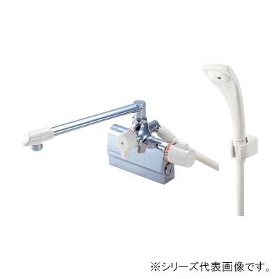 サーモスタット式のデッキシャワー混合栓。 三栄 SANEI サーモデッキシャワー混合栓 SK78D-13【送料無料】