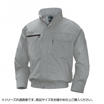NA-2011 Nクールウェア (服 5L) モスグリーン 綿 タチエリ 8211882