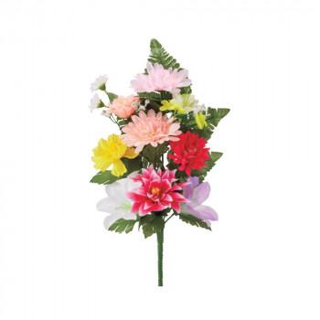 アーティフィシャルフラワー 仏花(対) ミックス 12本セット FD3390 アレンジメント