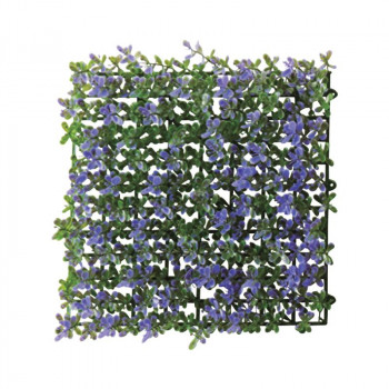 観葉物 ボックスウッドマット パープル 12枚セット FD3801 アレンジメント