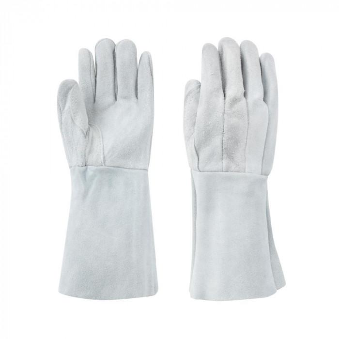 東和コーポレーション(TOWA) 溶接用手袋 床革5本指 W-335 内縫い 12双 460 フリーサイズ