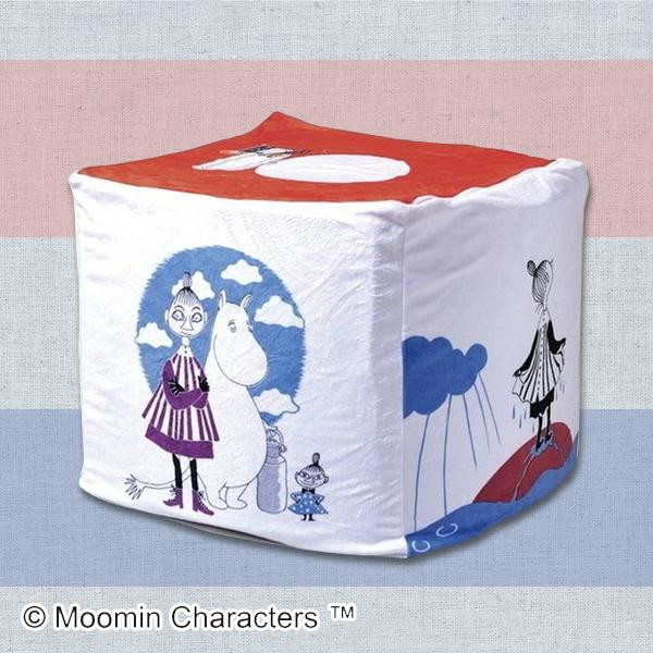 ムーミン ミムラねえさんとムーミンママ ビーズクッション 1445004000【送料無料】