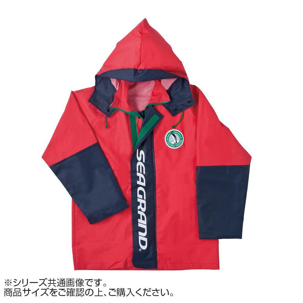弘進ゴム シーグランド SG-01 ブルゾン (続きフード) レッド S G0580AD【送料無料】