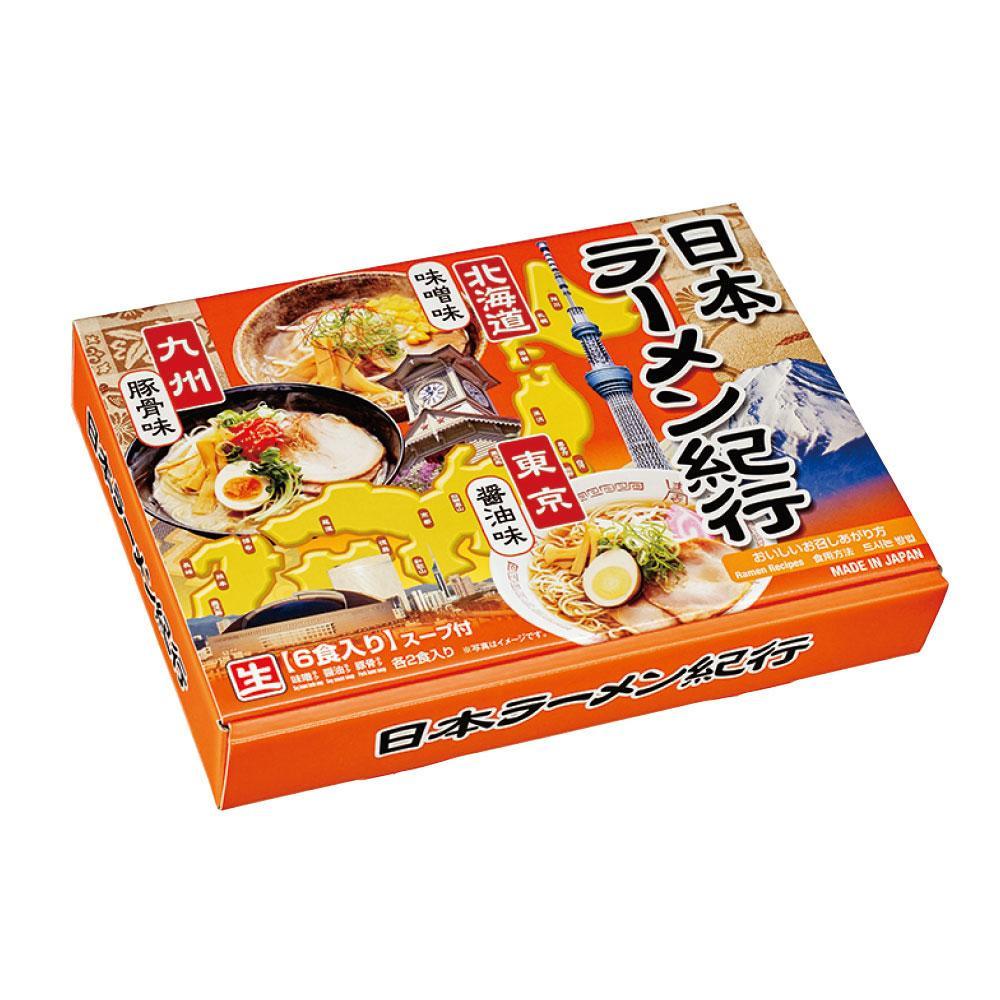 日本ラーメン紀行 6食 15セット RM-87