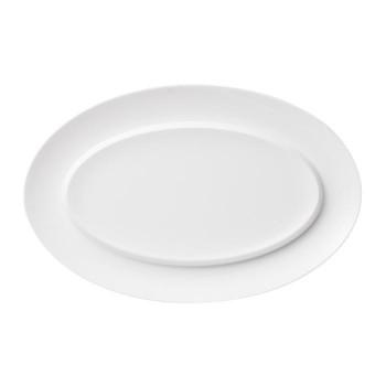 NIKKO ニッコー 36cm楕円シーフード皿 EXQUISITE 11700-4291H