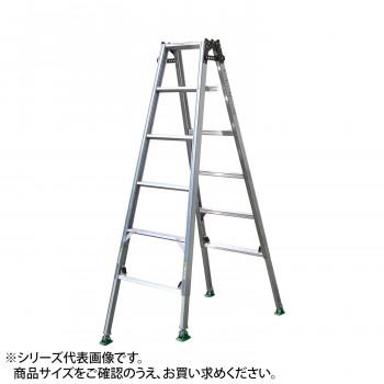 四脚調節式 はしご兼用脚立 ピッチ CX-120