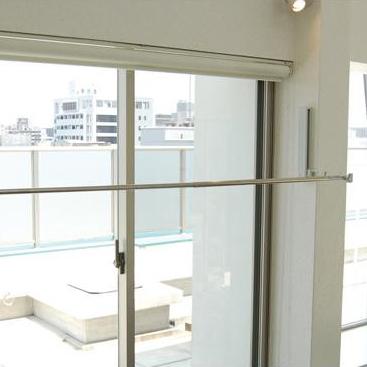 神栄ホームクリエイト(旧新協和) 室内物干金物(横付型) SK-DC-1 左右1組