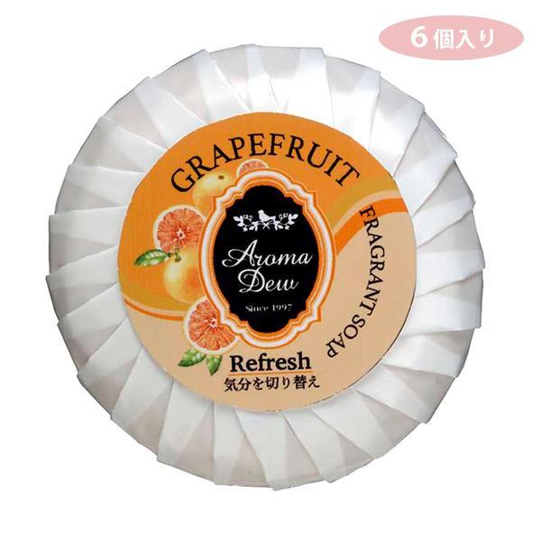 12本入り アロマデュウ AM-E10GF グレープフルーツ 香りのバスエッセンス
