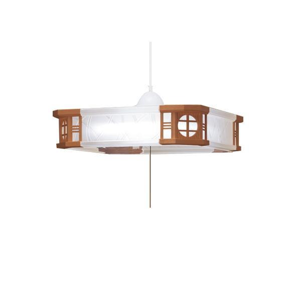 TAKIZUMI(瀧住)和風ペンダントライト LEDタイプRVR80103