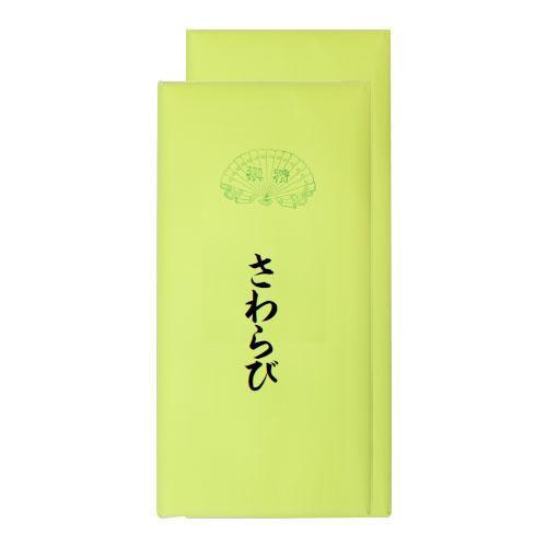 仮名用加工紙 さわらび 1.75×7.5尺 50枚 AD522-4【送料無料】