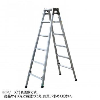 四脚調節式 はしご兼用脚立 ケンヨウキャタツのび太郎 JQN-120