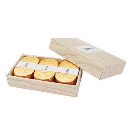 五洲薬品 入浴用化粧品 小判型バスボム 入浴両 (80g×3個入り)×30セット KOB-3