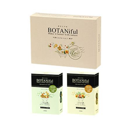 五洲薬品 入浴用化粧品 ボタニフルバスソルト ギフト BOT-G12 ((35g×4包)×2箱)×24セット