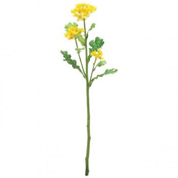 アーティフィシャルフラワー 菜の花 イエロー 12本セット P4704 アレンジメント