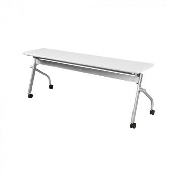 オフィス家具 平行スタックテーブル 180×45×70cm ネオホワイト KSP1845A-NW