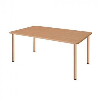 オフィス・施設向け家具 スタンダードテーブル ナチュラル UFT-4S1690-NA