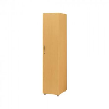 オフィス・施設向け家具 フリージョイントロッカー1段(単体) ナチュラルオーク FLS-NK