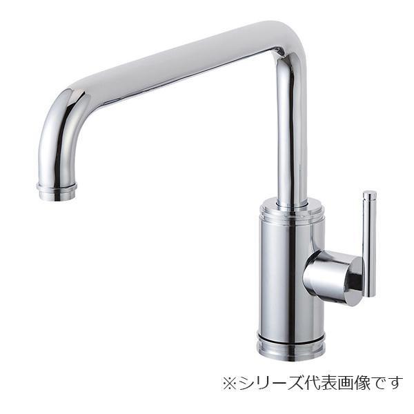 三栄 SANEI シングルワンホール混合栓 寒冷地用 K87410JK-13