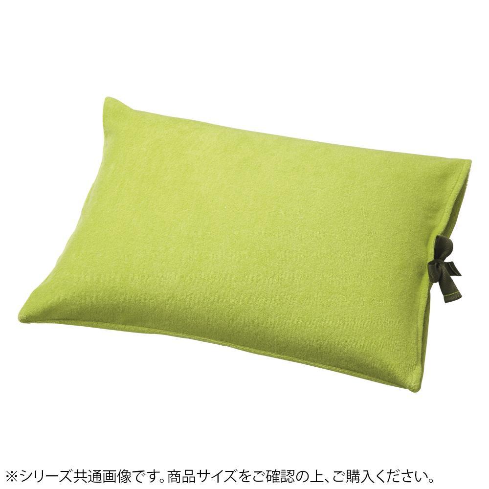ウォッシャブルパッド パイルカバー付枕型 33×50×8.5 604-1050P【送料無料】