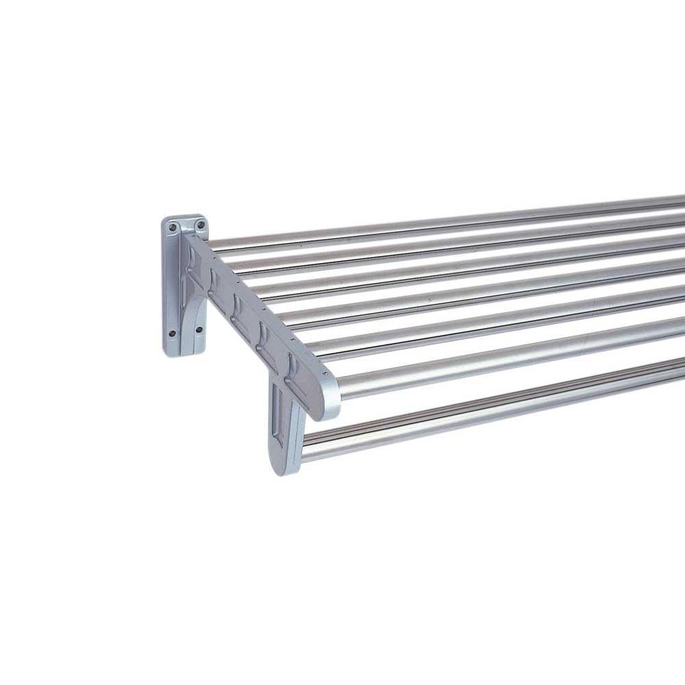 ワードロープ棚(背面壁付けタイプ) R2606-1800