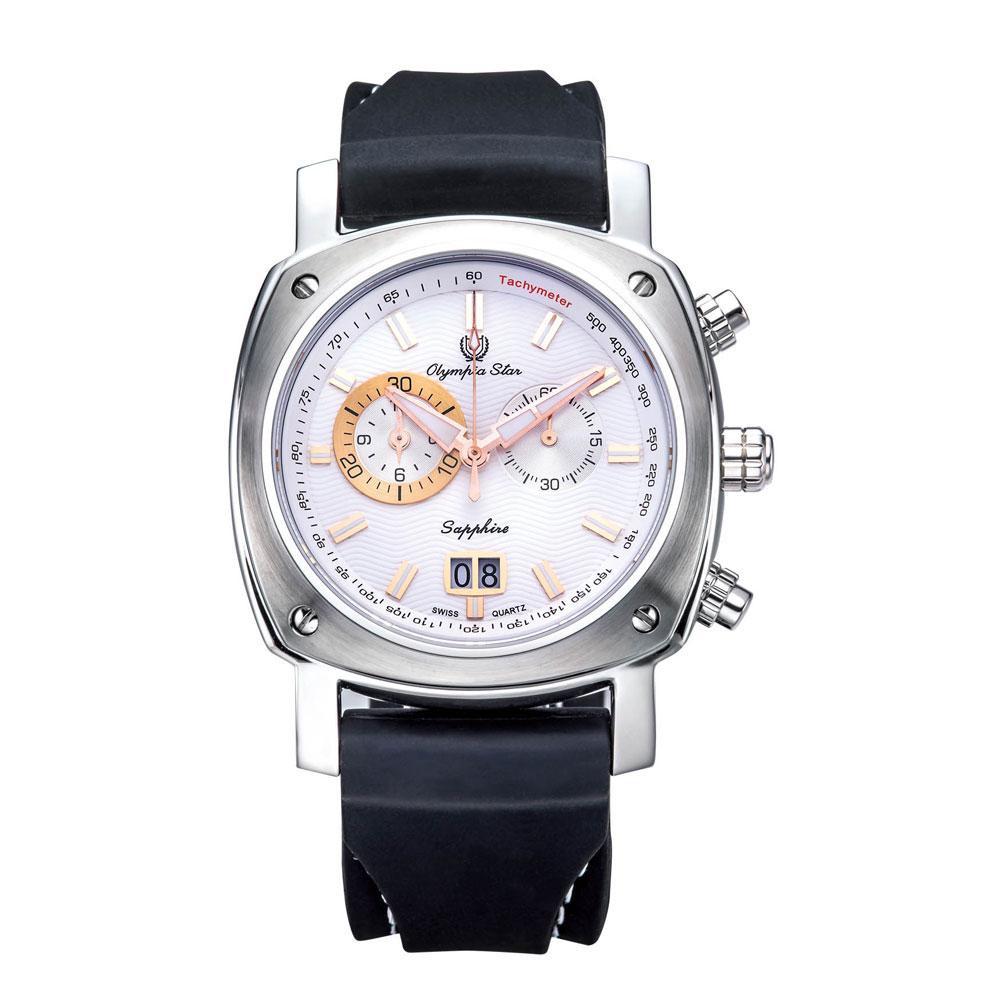 OLYMPIA STAR(オリンピア スター) メンズ 腕時計 OP-589-02MS-3