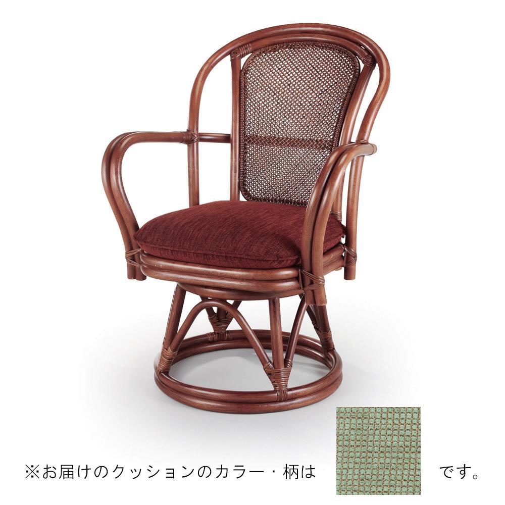 今枝ラタン 籐 シーベルチェア 回転椅子 スコルピス A-230LD