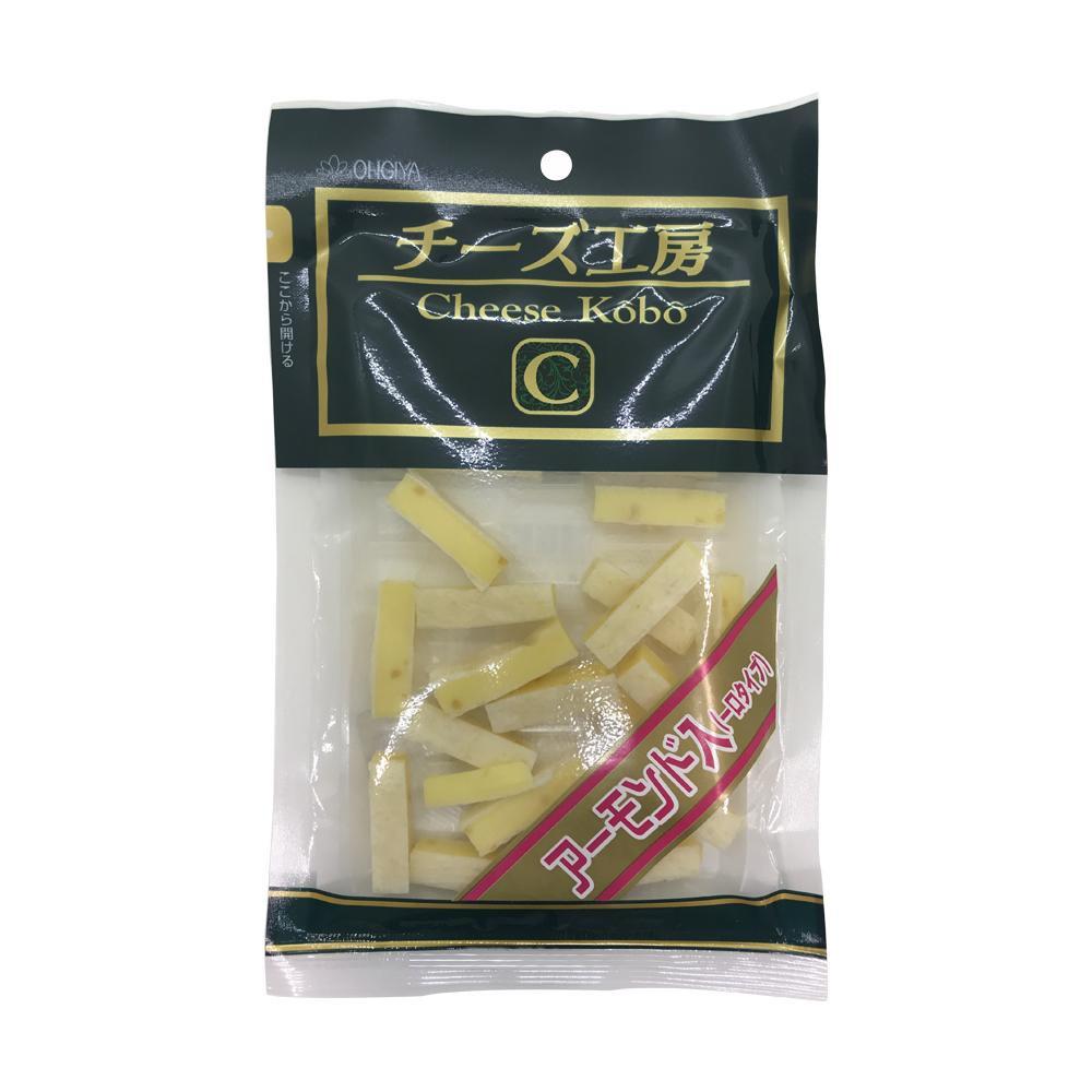 扇屋食品 チーズ工房アーモンド入り(60g)×60袋
