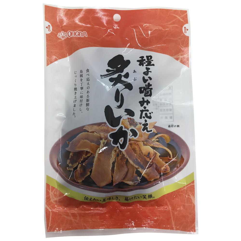 扇屋食品 程よい噛み応え 炙りいか(43g)×120袋
