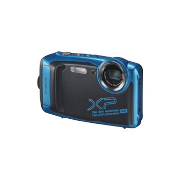 フジフイルム 防水・防塵デジタルカメラ FinePix F FX-XP140SB