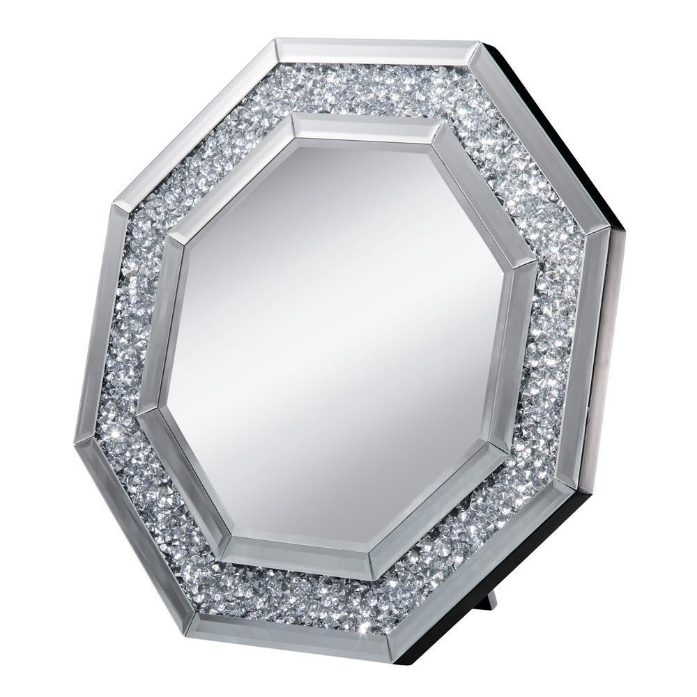 八角ミラー ダイヤ 81002