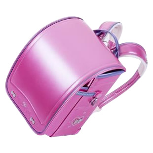 協和 ふわりぃ(R) プレミアムIIコンパクト ランドセル 女の子用 2017年度モデル パールカラー Pピンク×Pパープル・03-01567