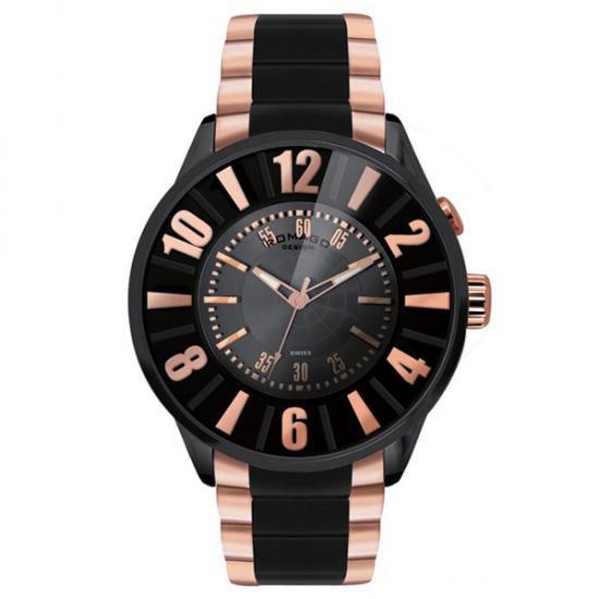 ROMAGO DESIGN (ロマゴデザイン) Numeration series ヌメレーションシリーズ 腕時計 RM007-0053SS-RG【送料無料】