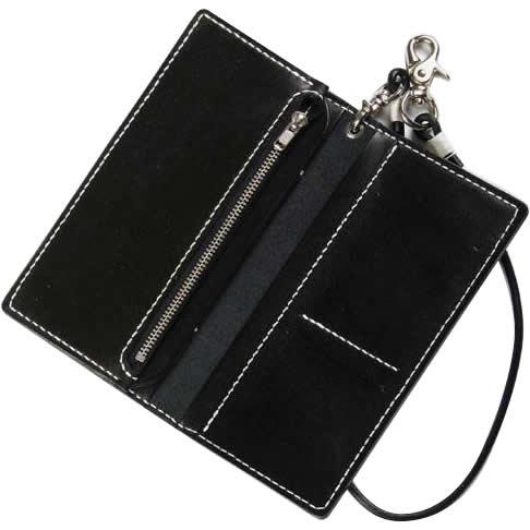 クラフト社 革キット ウォレット (黒) 14361-02レザークラフト 財布 財布