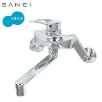 三栄水栓 SANEI キッチン用(壁付) シングル混合栓 寒冷地仕様 K1712E2K-13
