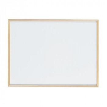 馬印 木枠ボード ホワイトボード 1200×900mm WOH34【送料無料】