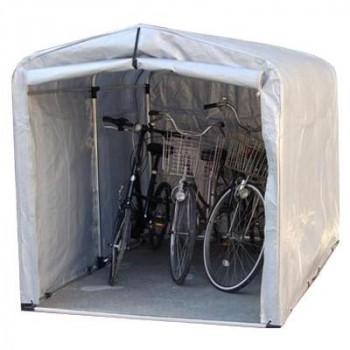 アルミフレーム サイクルハウス 替えシート(ゴムバンド付) 厚手シートタイプ/ワイドタイプ 3S-SVU用ガレージ 防水 駐輪場