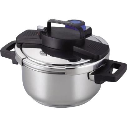 3層底ワンタッチレバー圧力鍋4.0L H-5388【送料無料】