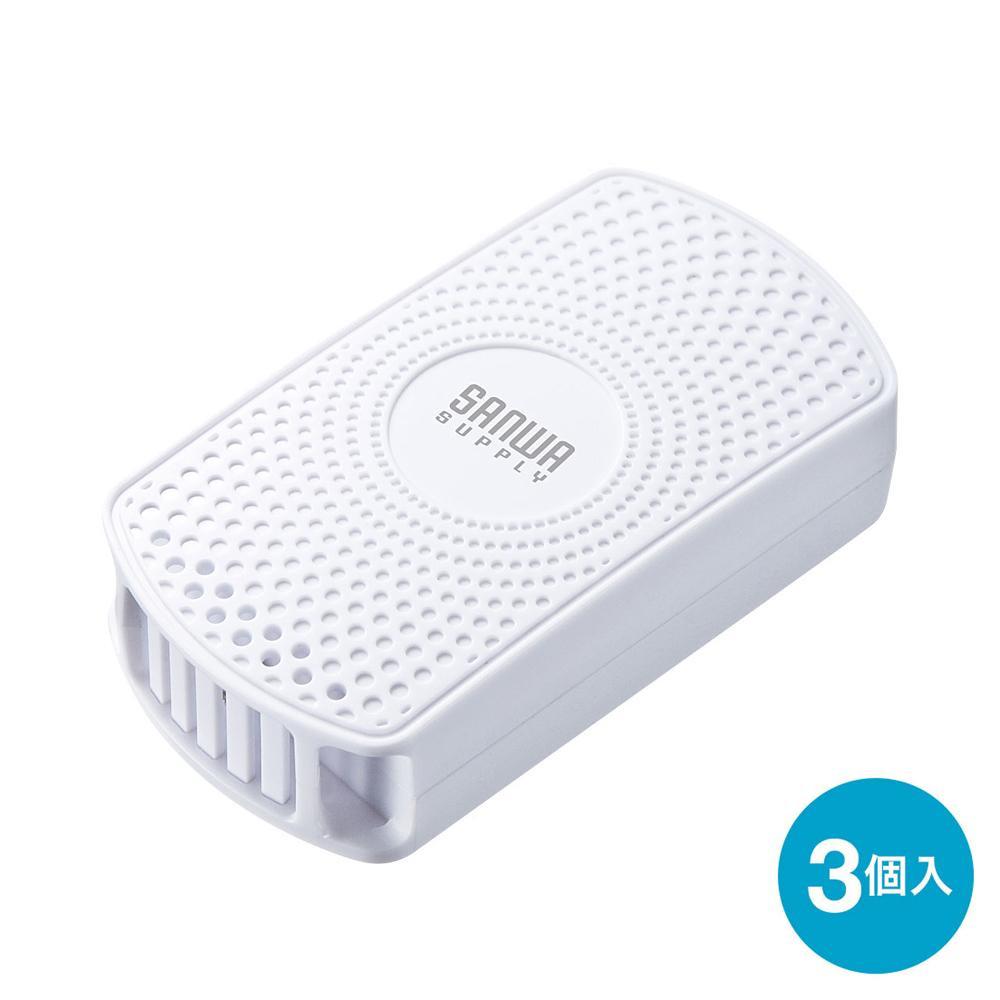 サンワサプライ 温度・湿度センサー内蔵ビーコン(3個セット) MM-BLEBC2【送料無料】