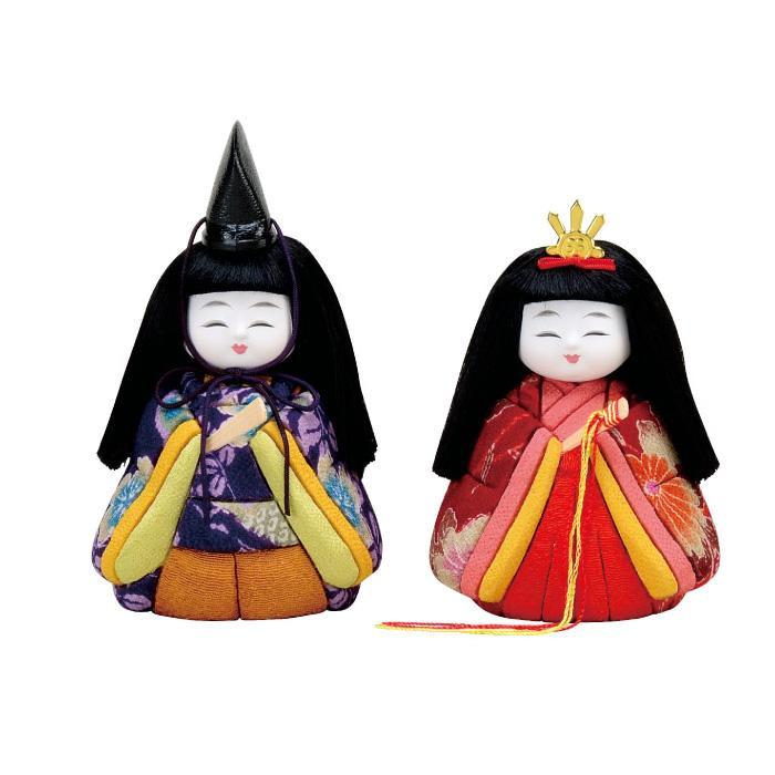 01-798 桃香びな 完成品【送料無料】