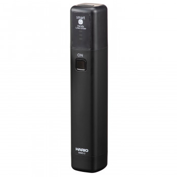 コンパクトなサイズとリチウムイオン蓄電池式で持ち運びも可能 HARIO 直輸入品激安 ハリオ モバイルミル MSG用ホルダー付 MSS 商店 EMS-1B スティック