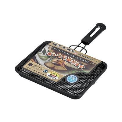 ☆正規品新品未使用品 無料サンプルOK グリルを使わずに魚が焼けます 焼きづつみ ふっ素クロス焼き YR-3960焼き魚 便利 調理器具