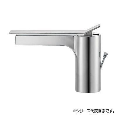 三栄 SANEI SUTTO シングルワンホール洗面混合栓 K4731PJV-13シングルレバー 混合水栓 水栓金具