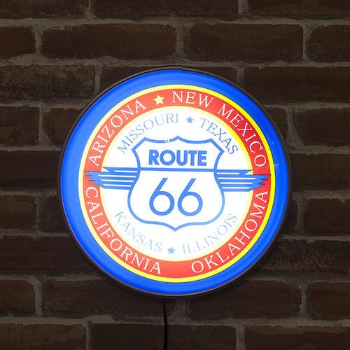 ラウンド ウォールランプ Route66 Route66【MLG-1093】