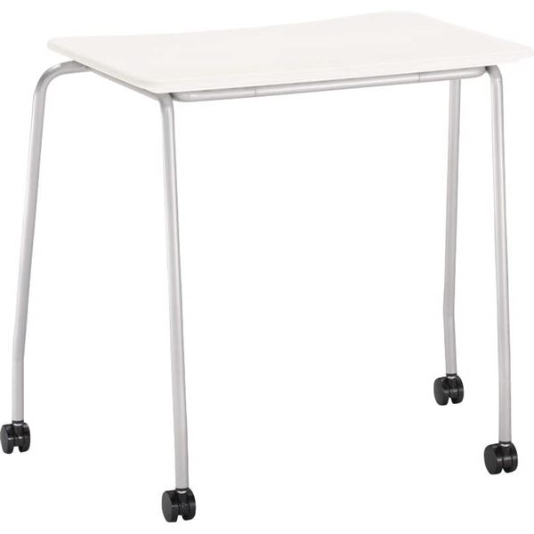 【送料無料】スタッキングテーブル BMS-07C ホワイト