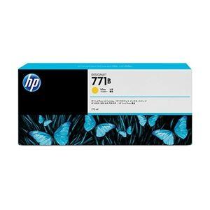 【送料無料】HP 771B インクカートリッジ イエロー B6Y02A